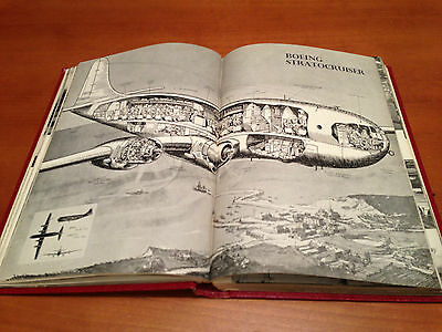 The Worlds Airways 1950 Book Cutaways Pictures Boac Bea Pan Am Stratocruiser