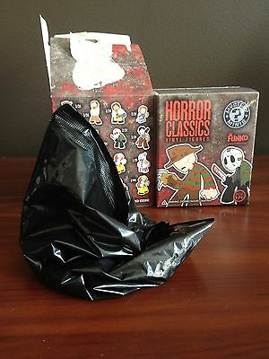 FUNKO MYSTERY MINIS HORROR CLASSICS HANNIBAL LECTER (SEALED)  & UNOPENED BOX