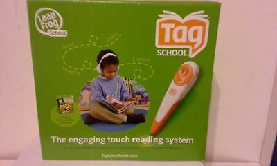 Brand New LeapFrog Tag School Reader Interactive Reading Ozzie and Mack