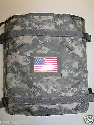 New US Army Military Issue Molle ll ACU Digital Radio Utility Pouch Ruck Sack GI