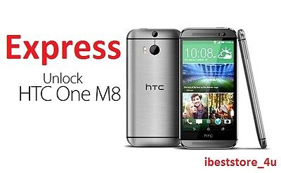 Unlock Code For HTC One M8  ( locked by all Carrier in the world )  fast !!!!