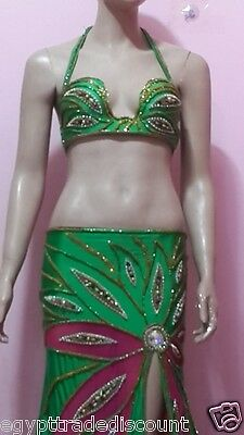 Belly Dance costume, , professional belly dance , handmad in egypt  UB 1