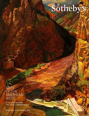SOTHEBY'S ARTS OF THE AMERICAN WEST : A COLLECTION FROM THE DAVID BROWN FAMILY