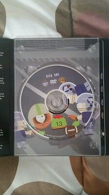 South Park - The Complete First Season (DVD, 2004, 3-Disc Set)