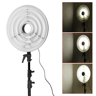 Fluorescent Ring Light Daylight Cool Photography Video Light Flash Light RFL-3