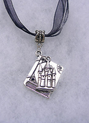 Harry Potter  Hogwarts Castle with ( Book of Spells)