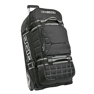 OGIO RIG 9800 LE WHEELED ROLLING GEAR BAG SUITCASE/LUGGAGE -NEW 2014- STEALTH
