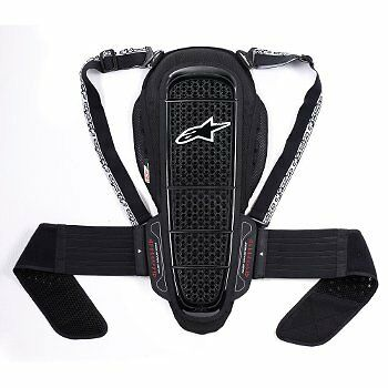 Alpinestars Nucleon KR1 Motorcycle Sport Level 2 Back Protector Harness Armour