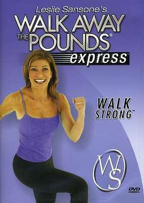 Leslie Sansone: Walk Away the Pounds - Express - Walk Strong by Leslie Sansone