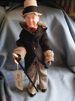 Effanbee W.C. Fields Vintage Collector's Doll