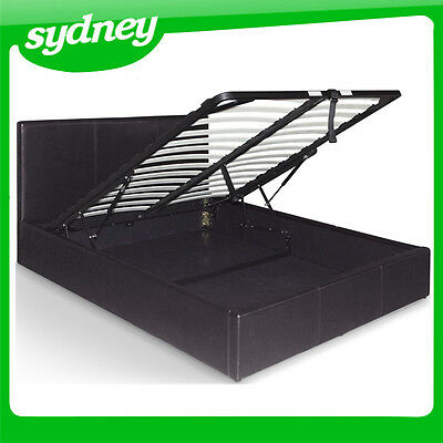 """""""NSW PICKUP"""" California Gas-Lift ultra storage Bed Frame (King/Queen/Double)"""