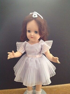 """Ideal P90 Toni Doll 14"""" Original Outfit"""
