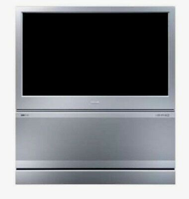 "PHILIPS Magnavox 60"" HDTV WIDESCREEN REAR-PROJECTION TELEVISION TV 60PW9363"