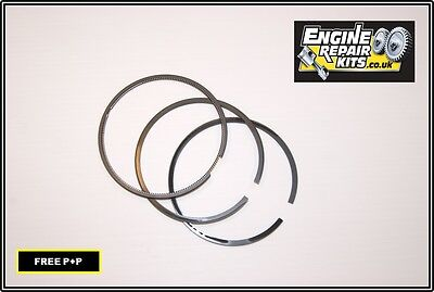 Citroen/Peugeot/Ford DW10 4 Cylinder Piston Ring Set