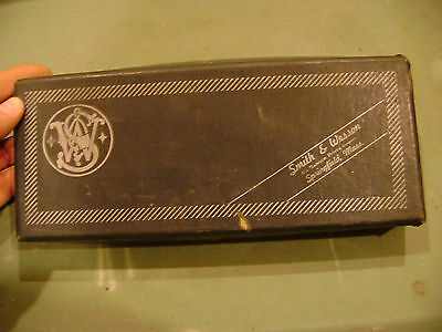 "Original Smith & Wesson S&W Factory  Box Model 64 SS 4"" 38 Military & Police"