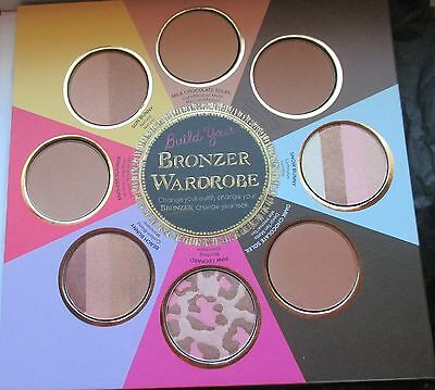 Too Faced The Little Black Book of Bronzers 2015 **Limited Edition**