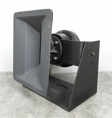 EV Electro Voice DH2As16-Ohm HF High Frequency Compression Driver w/ Metal Stand