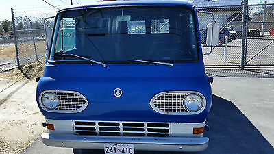 Ford : E-Series Van EXTENDED BED 1967 econoline