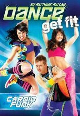 SO YOU THINK YOU CAN DANCE GET FIT - CARDIO FUNK DVD