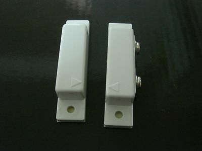 Security, Window & Door Magnetic / Reed Switch Qty 10 (New)