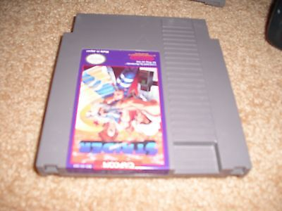NES ** STRIDER ** NINTENDO FUN GAME WORKS FREE SHIPPING THIS HAS BEEN TESTED
