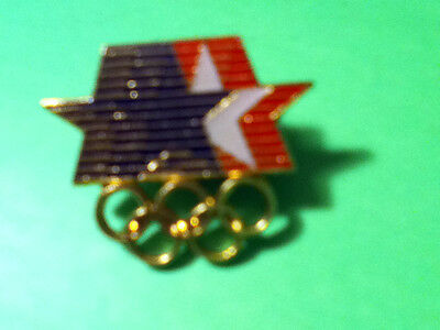 VINTAGE U.S.OLYMPIC COLLECTOR PIN