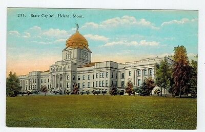 State Capitol, Helena, Montana, 1930, Helena Commercial Club