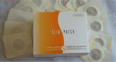 30sheets/box Strongest Weight Loss Slimming Diets Patch Detox Adhesive Sheet