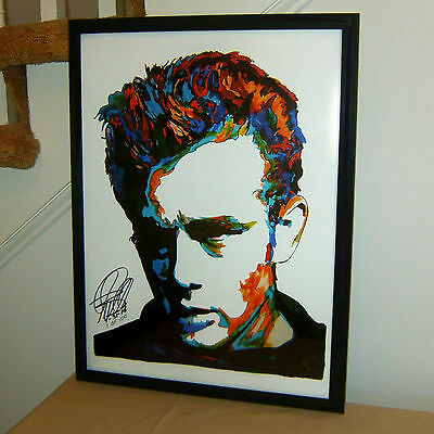James Dean, Actor, Rebel Without a Cause, East of Eden, Star,18x24 POSTER w/COA