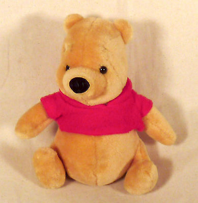 "Gund Winnie The Pooh Bear 8"" Plush 100 Acre Collection Soft Stuffed Animal"