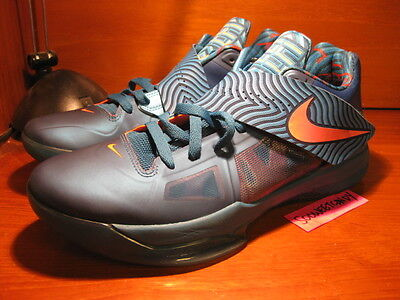 Nike Kevin Durant IV 4 YEAR OF THE DRAGON YOTD 10.5 copper christmas gold