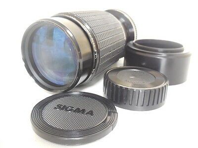 [Exc++] Sigma ZOOM-KⅡ 70-210mm f/4 Multi-coated for Contax Free Ship from JP #32