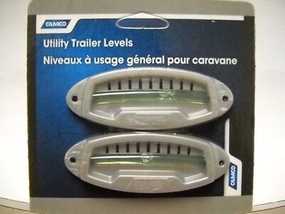 CAMCO UTILITY TRAILER LEVELS #25503 2 LEVELS PER PACK RIDE BETTER RIDE ADJUST