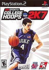 College Hoops 2K7  (Sony PlayStation 2, 2006)
