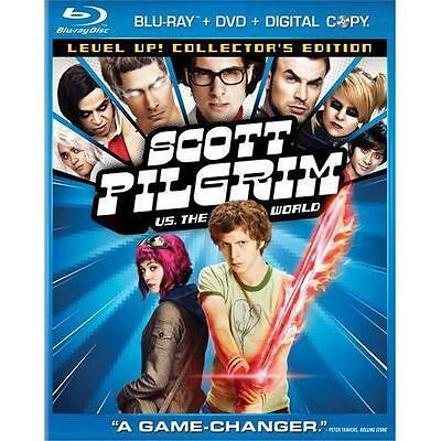 Scott Pilgrim vs. the World (Two-Disc Blu-ray/ DVD Combo) Collector's Edition!