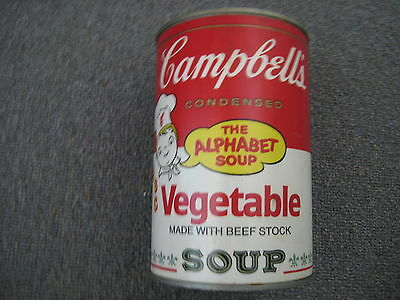 Old Campbell Vegetable Soup Can Opener
