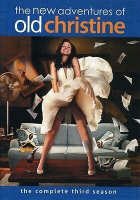 New Adventures of Old Christine: The Complete Thir DVD Region ALL