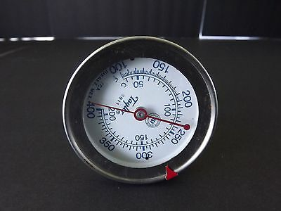 """Taylor Precision NSF Thermometer Candy/Deep 2¾""""Dial,100° to 400°,NSF Taylor 5911"""