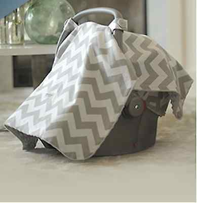 Carseat Canopy Infant Car Seat Canopy Cover 100% Cotton Covers Quality Chevy