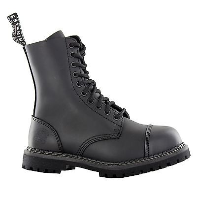 Grinder Stag CS Derby Boot Black Mens Boots