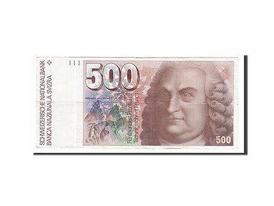 [#157672] Switzerland, 500 Francs type Haller, Pick 58a