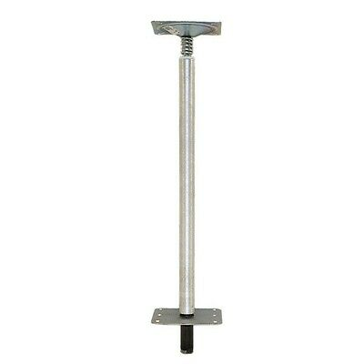 Springfield Kingpin 28 In Aluminum /stainless 3/4 In Boat Seat Pedestal