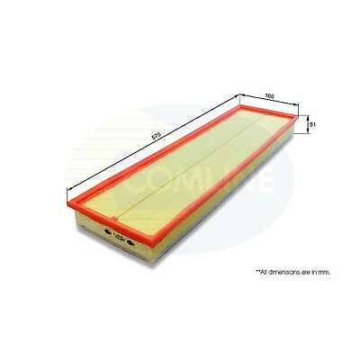 575mm Long Comline Air Filter Genuine OE Quality Engine Service Replacement