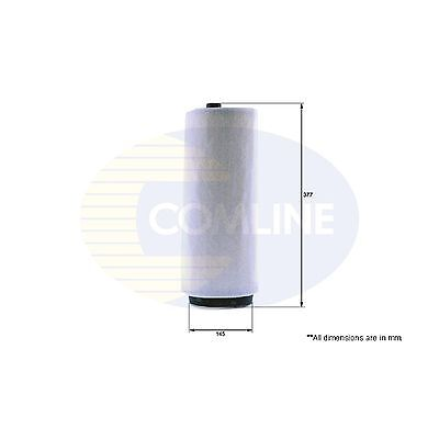 380mm Tall Comline Air Filter Genuine OE Quality Engine Service Replacement