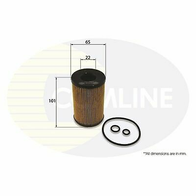 Comline Oil Filter Insert Genuine OE Quality Engine Service Replacement Part