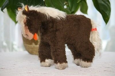 Steiff Cosy Pony Horse 5160/28 Button & Tag