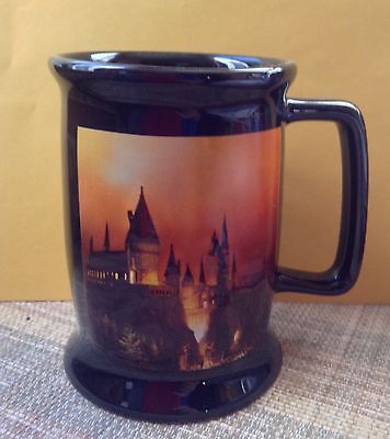 Wizarding World of Harry Potter Castle Heat Reactive  Coffee Mug