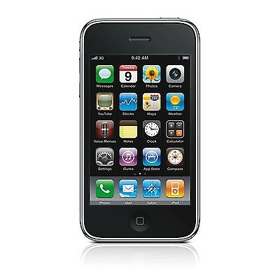 Apple iPhone 3GS - Clean ESN - WiFi 600 MHz Cortex-A8 GSM UNLOCKED 16 or 32GB