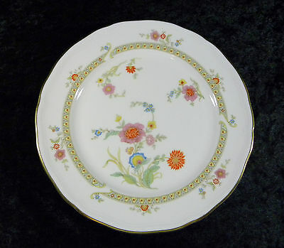 AYNSLEY BONE CHINA ENGLAND SHANGRI-LA SALAD PLATE