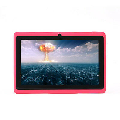 """8GB 7"""" Google Android 4.2 Kids Tablet PC Pad A23 WiFi Capacitive Dual Core Cam"""